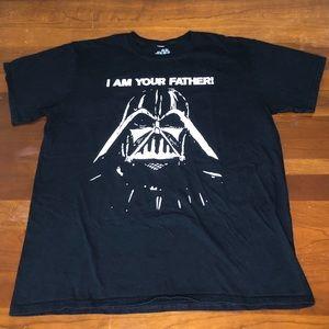 Star Wars Darth Vader short sleeve tee